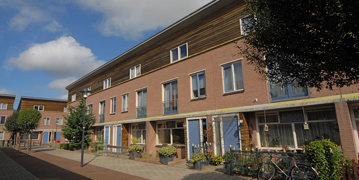 Bastiaans Dunklerstraat - Woningbouw