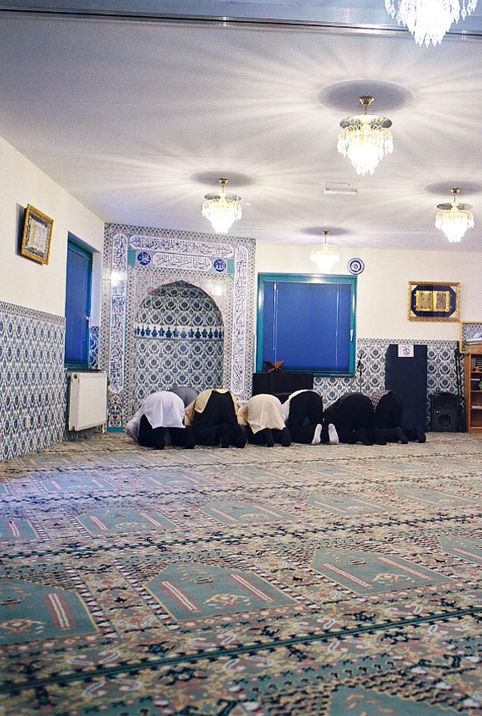 De Daras Salaam van Vissers architecten