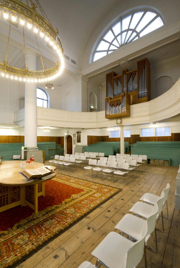 Doopsgezinde Kerk Haarlem