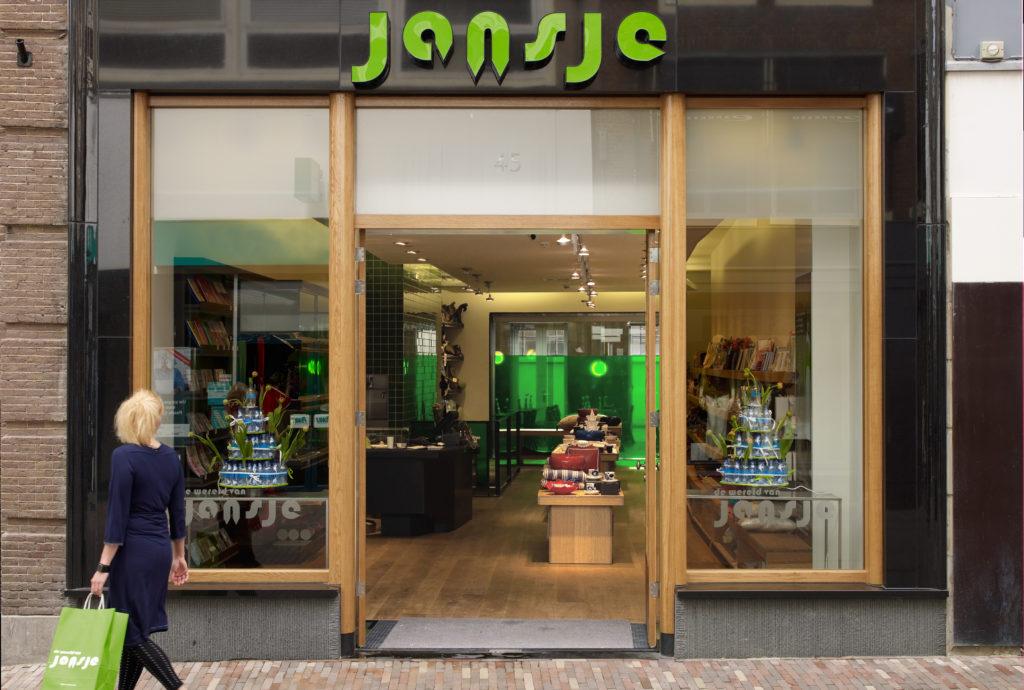 Jansje Haarlem