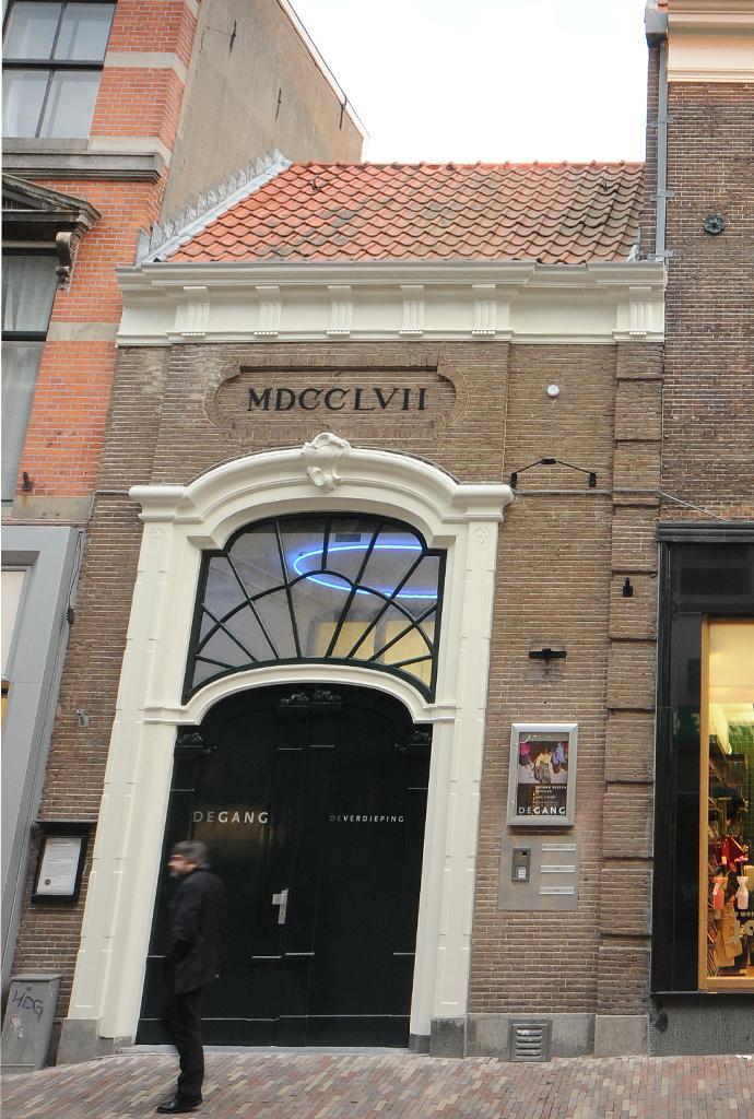 Jansje en De Gang Haarlem