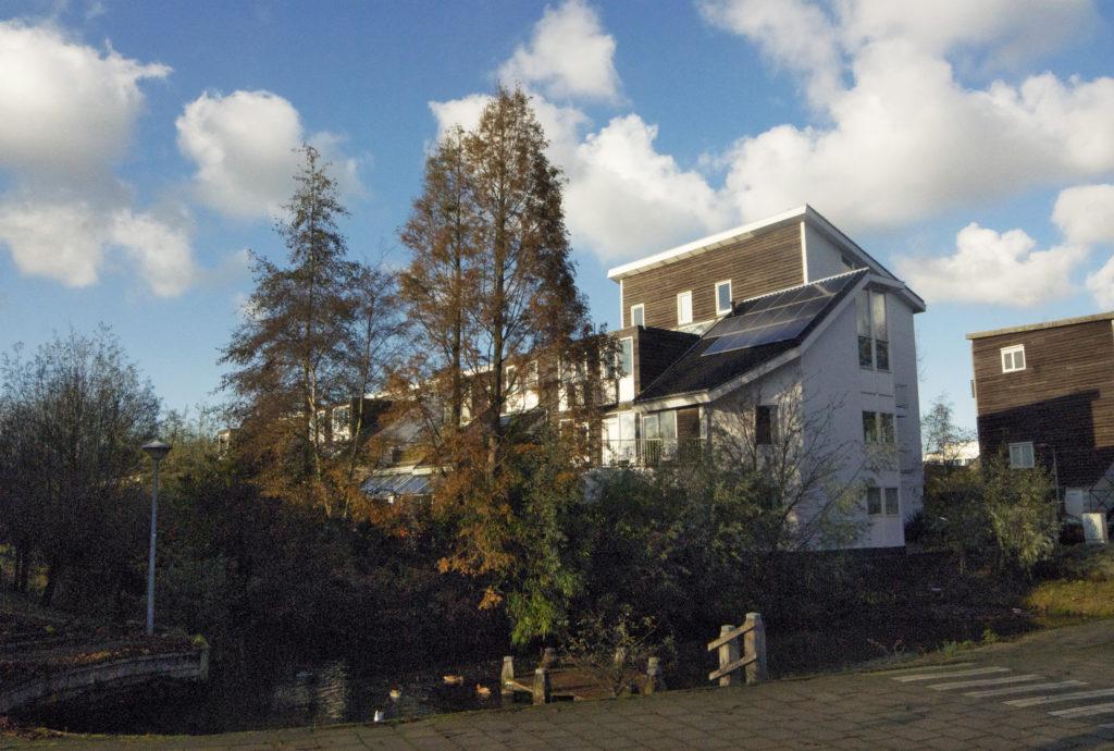 Woningbouw aan de Lavendelstraat van Vissers architecten