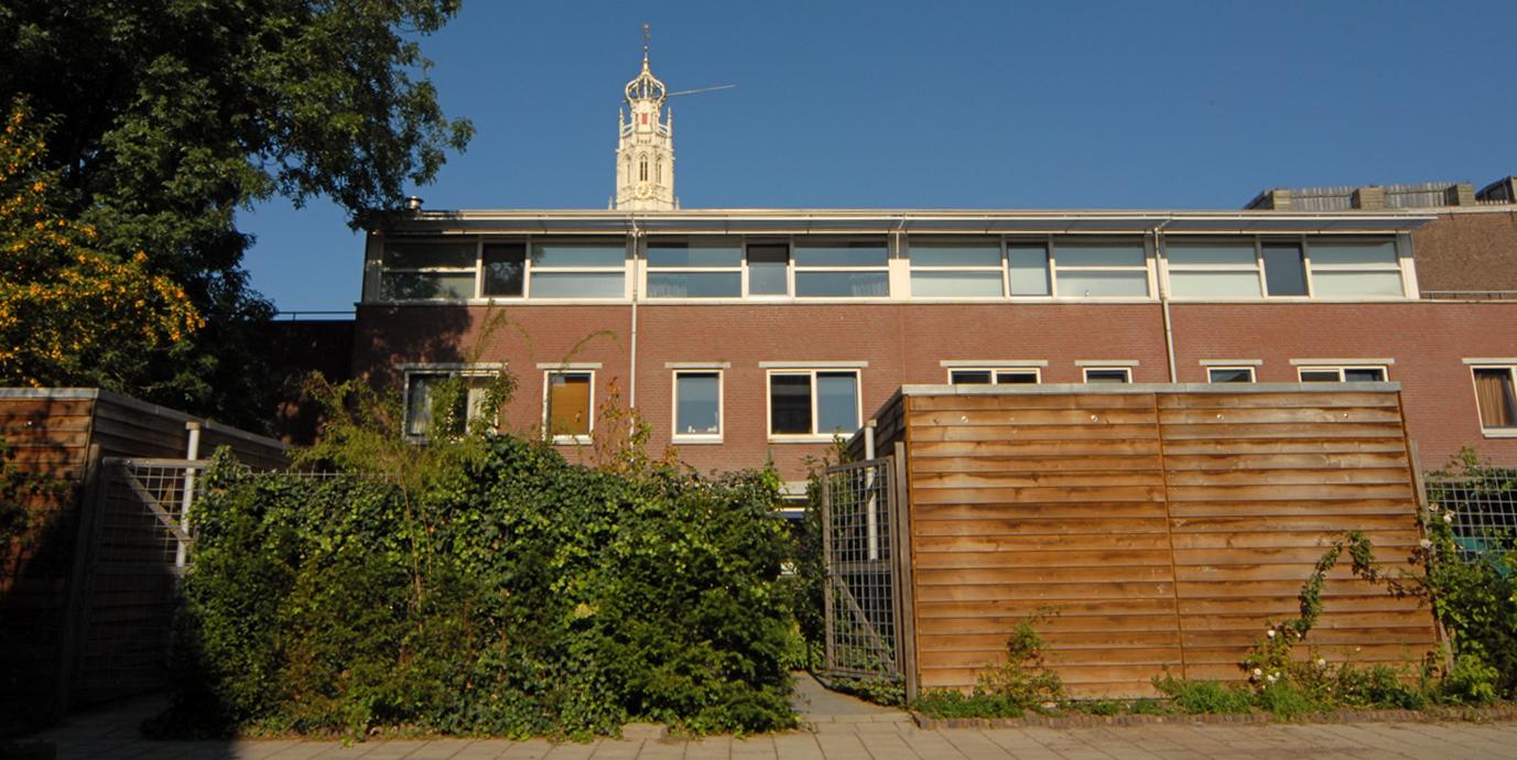 Vroonhof - Woningbouw