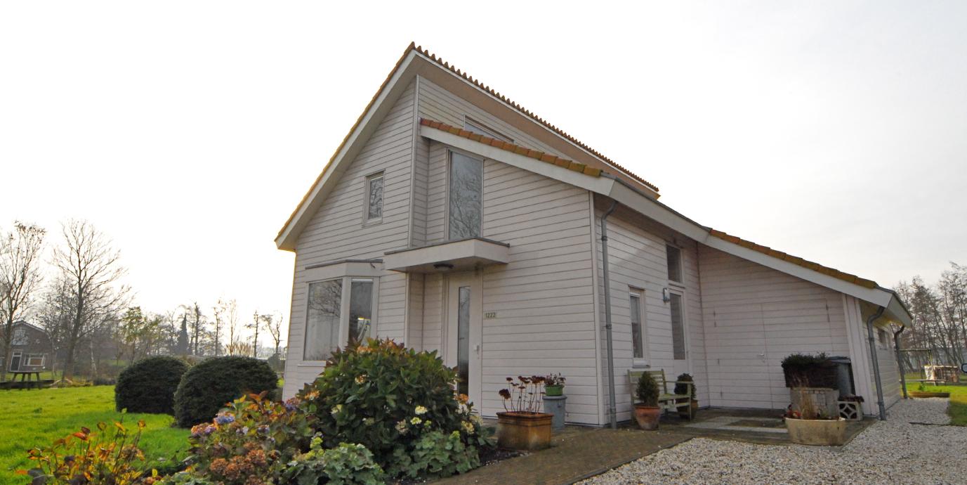 Woonhuis Zwaanshoek - Woningbouw